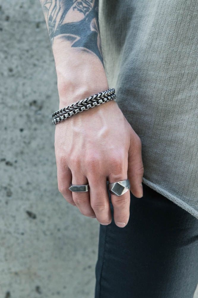 The perfect gifts for your trendy man. #vitaly http://jewellery-depo.com