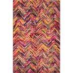 Barcelona Multi 10 ft. 6 in. x 16 ft. 5 in. Area Rug