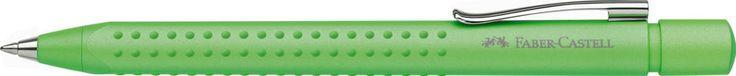 Faber Castell Grip 2011 Ball Point Pen Grass Green 14-41-69 £9.95