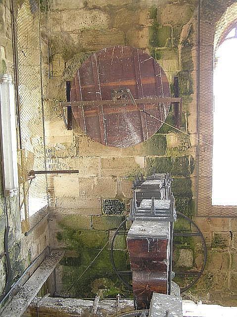 Ceremonia y rúbrica de la Iglesia española - La matraca - Las campanas y sus toques
