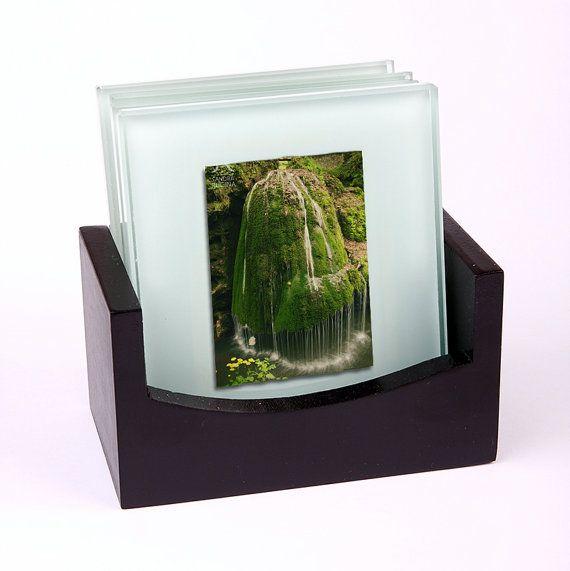 Set of 4 glass coasters with art photo prints by behindmyblueeyes, $30.00: Photos Prints, Art Photos