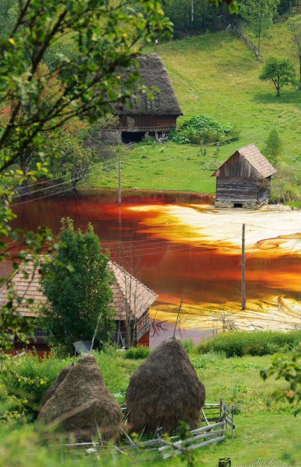 Geamana, Romania - For further information, a map, & photos: http://www.amazingplacesonearth.com/
