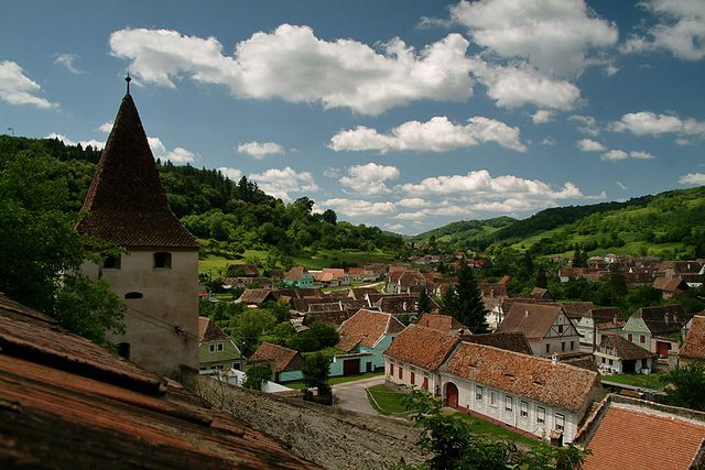 Transylvania, Romania. So badly wish I could have gone there while in Hungary.