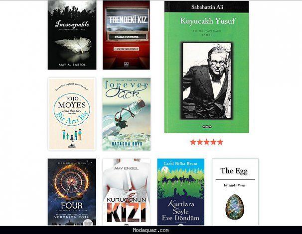 nice En iyi kitaplar 2016