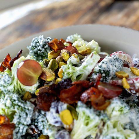 Du vet du har en god og allsidig salat når den passer som tilbehør til