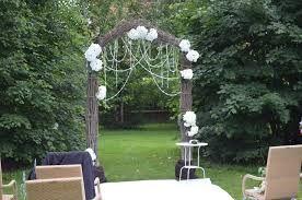 Картинки по запросу свадебная арка из веток