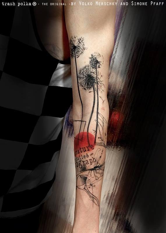 buena vista tattoo club +Trash Polka ® + the registered trademark of Volko Merschky and Simone Pfaff