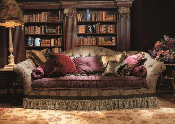 Provasi | Luxury Italian Sofas | Rooms Classic Interior