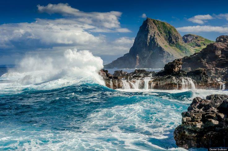 Hawaï: les superbes ruines de la grande route abandonnée de Maui (PHOTOS)