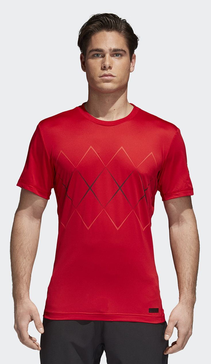 Adidas Introduces The Men S Adidas Barricade Collection Of Performance Tennis Apparel For Spring 2018 Check Out These Me Tennis Clothes Mens Tennis Adidas Men