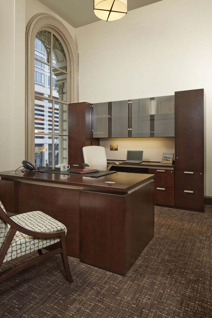 Dental Associates Milwaukee WI Casbah Casegoods With Aurora And Davari Seating In A