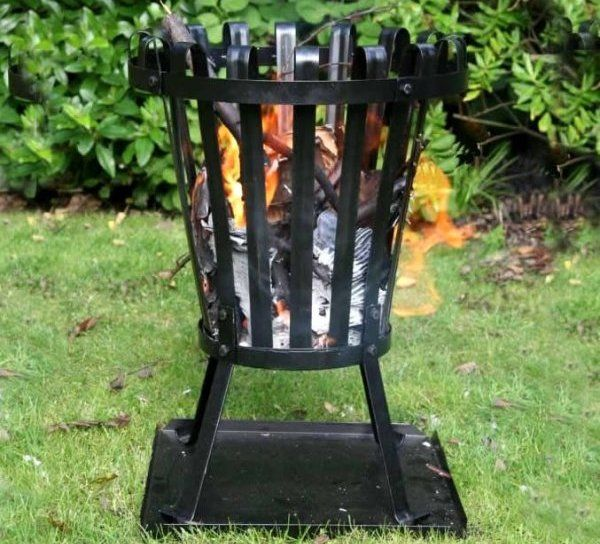 11 best Wrought Iron Fire Pits images on Pinterest Wrought iron - feuerschale im garten