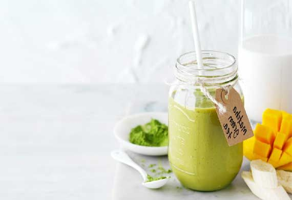 If you're always racing to get somewhere an easy food solution is to blend a nutritious mix of vegetables, fruit and dairy into a juice or smoothie. Try some of our favourite recipes.