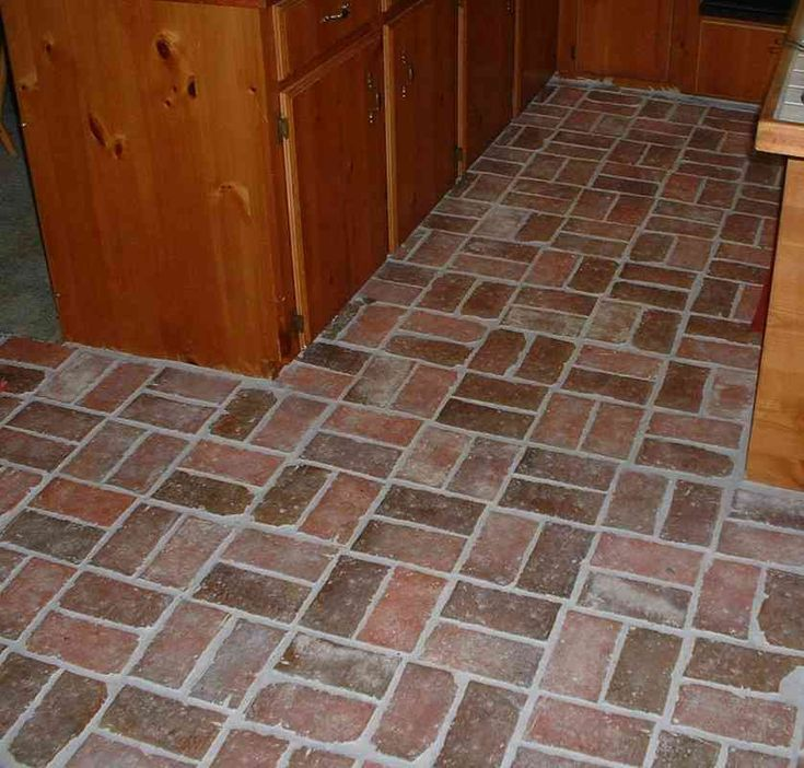 20 Best Images About Brick Flooring On Pinterest Brick
