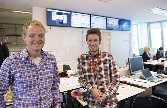 Varnish powers the biggest website in Sweden.