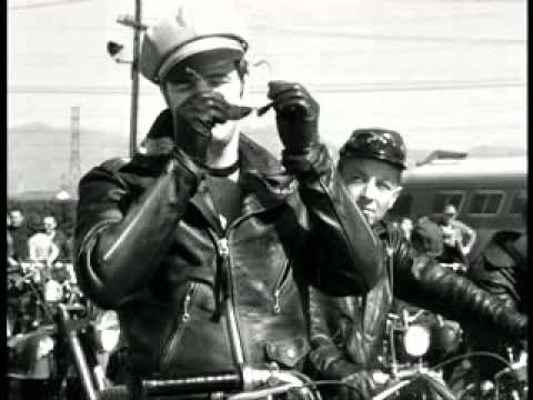 The Wild One Part 1 of 4 (1953 movie)Full Length, 1963 Film, 1953 Movie, Wild One, Length Movie