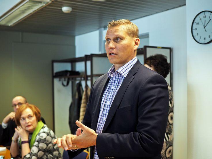 Turun kaupungin hallintoryhmän johtaja odottaa kokeilukulttuurilta ja digikokeiluilta paljon.