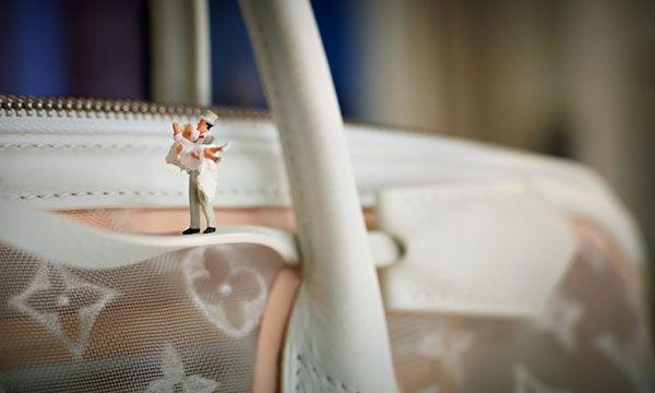 我們是在Louis Vuitton世界裡迷失的小人物(無誤)