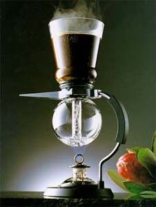 Vacuum Coffee Maker, want this super bad
