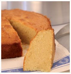 Basic Pound Cake | Huletts Sugar