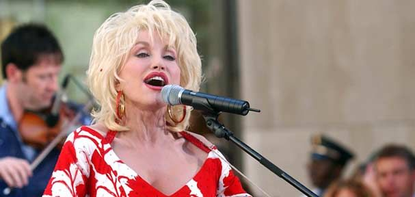 "Dolly Parton Performs on NBC's ""Today Show"" NYC, 07/05/02...Dolly Parton News and Headlines - Biography.com"
