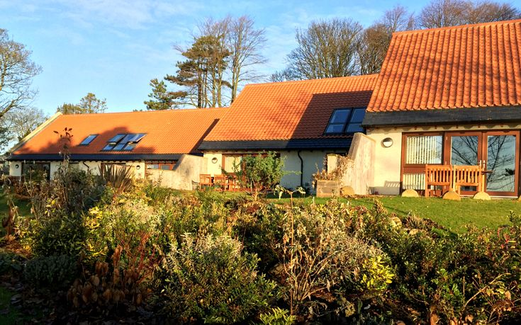 Accessible Holiday Lodges at Homelands Trust in Fife