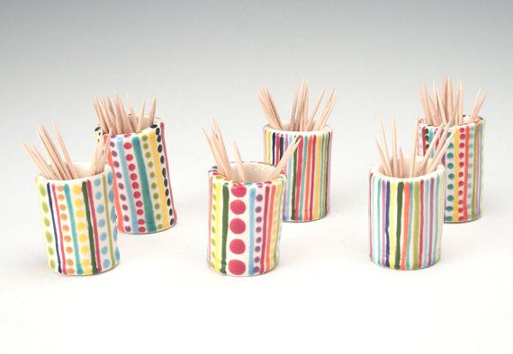 289 Best Images About Toothpick Holders On Pinterest Cactus Ceramics And Teak