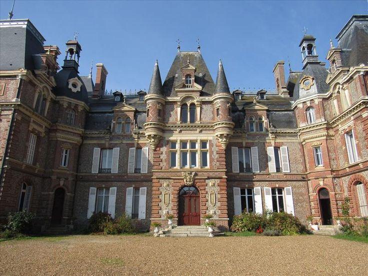 Château de la Chapelle à LA NEUVE LYRE (27330) : Location de salle de mariage salle de reception - 1001Salles