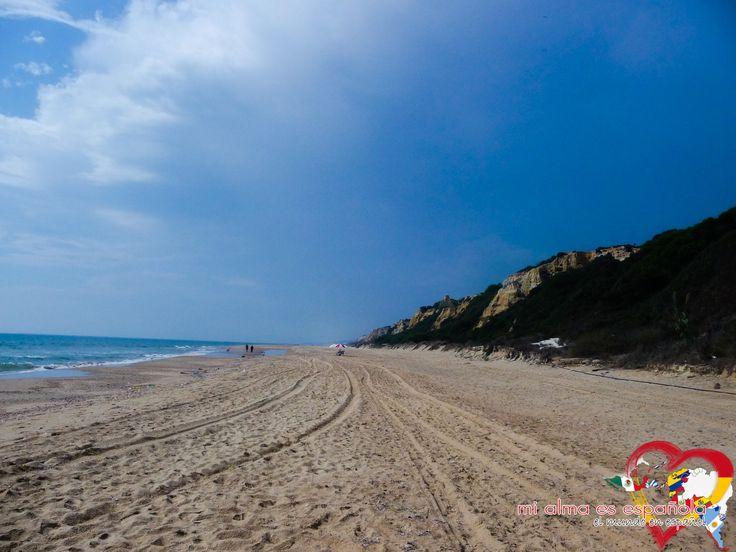 Playa de Rompeculos. Andalucía, España. #travel #daytrip #sun #summer #beach #Spain