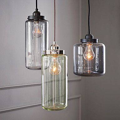 Bulb Included Pendant Lights , Traditional/Classic / Vintage Living Room / Dining Room – USD $ 116.99
