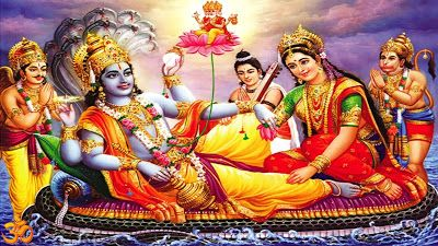 Soup for our Soul: LORD VISHNU MANTRA