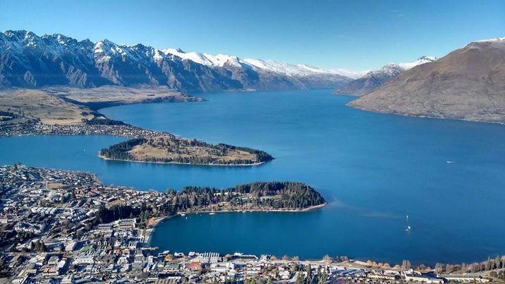Queenstown - Backpacking New Zealand