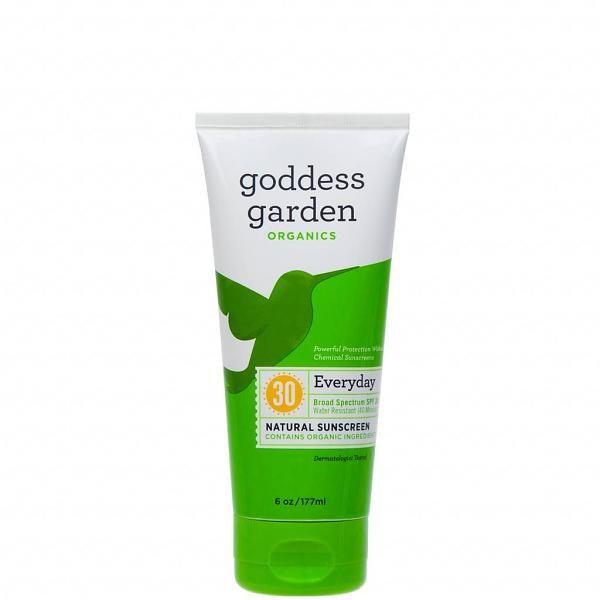 Goddess Garden Natuurlijke zonnebrandcrème SPF 30