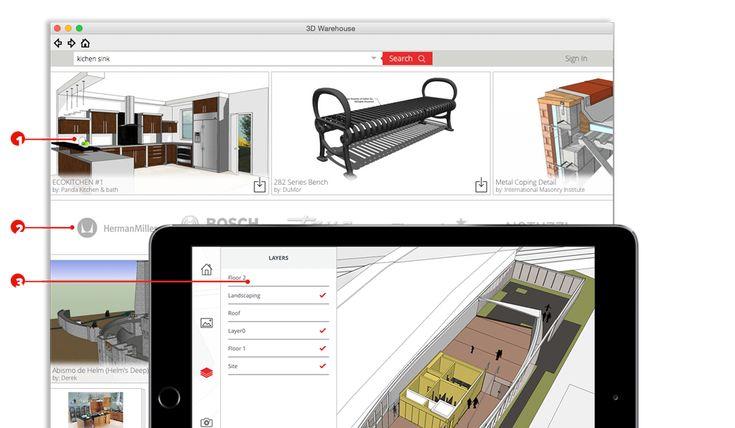 25 Best Ideas About Sketchup Pro On Pinterest C O De Apartamento Organiza O Do C O And C Es