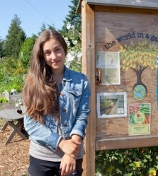 Teenager begins live as a farmer at a young age.  An inspiring story from Canada!