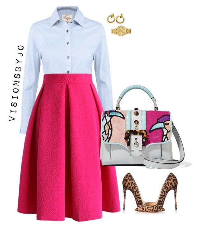 """""""Untitled #1415"""" by visionsbyjo on Polyvore featuring DUBARRY, Chicwish, Paula Cademartori, Christian Louboutin, Chanel, Lacoste, women's clothing, women's fashion, women and female"""