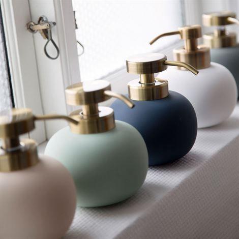 Lotus Soap Dispenser Mette Ditmer