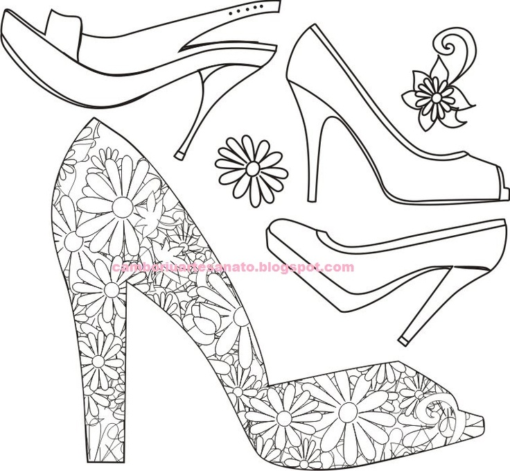 http://camboriuartesanato.blogspot.com.br/2011/06/riscos-sapatos-patchwork-embutido.html