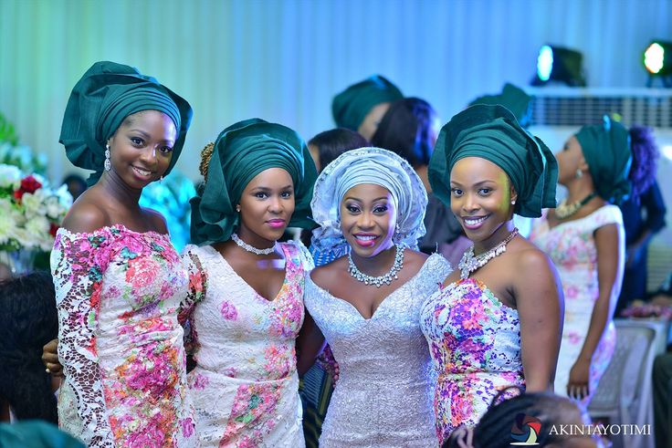Image result for bride and her girls dancing in ankara and asoke
