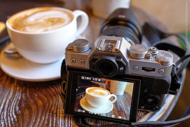 Alexandr Maximov: Тест-драйв Fujifilm X-T10