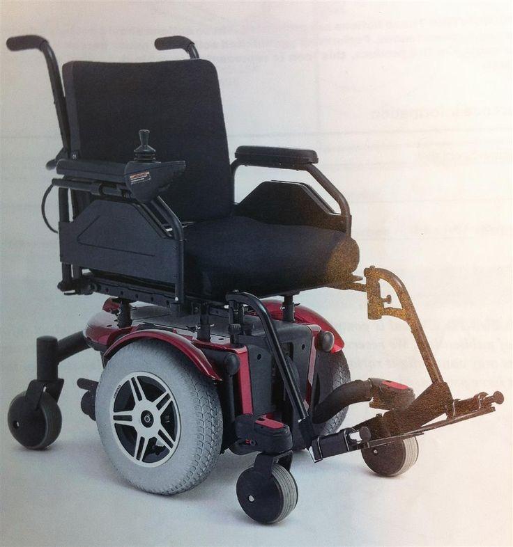 Quantum 600 2HP Power Wheelchair Wheel Chair  Auction