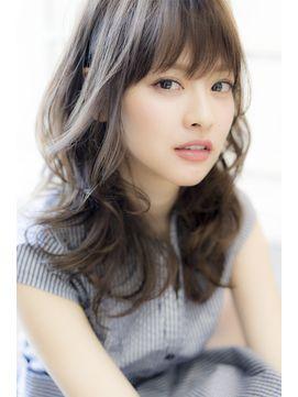桐谷美玲さん風レイヤーカット/アフロート新宿 保坂誠一 - 24時間いつでもWEB予約OK!ヘアスタイル10万点以上掲載!お気に入りの髪型、人気のヘアスタイルを探すならKirei Style[キレイスタイル]で。