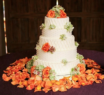 Gorgeous Indian Wedding Cake Wedding_Cake