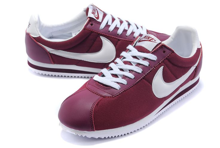 Vintage White Nike Shoes