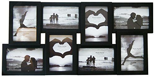 8 Multi Collage Photo Frame - Black by Carousel Home Caro... https://www.amazon.co.uk/dp/B01H2SUYDK/ref=cm_sw_r_pi_dp_x_wohiybC68CH4E