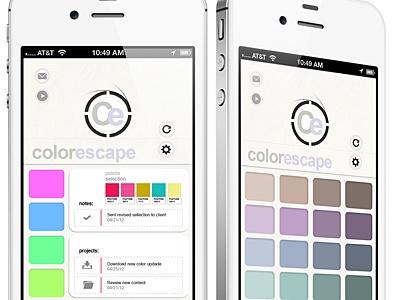 Color Escape | Designer: Rovane Durso