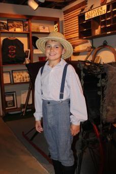 Pioneer boy                                                                                                                                                                                 More