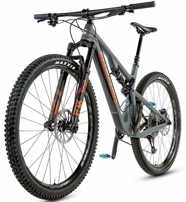 Mountain Bike Action Magazine   SANTA CRUZ TALLBOY CC TEST