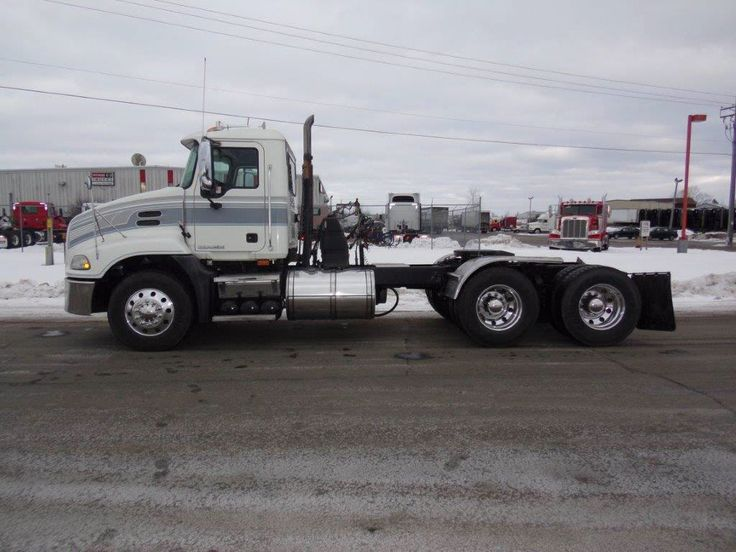Used 2008 Mack CX 613 For Sale in Eau Claire, WI | Allstate Peterbilt Group