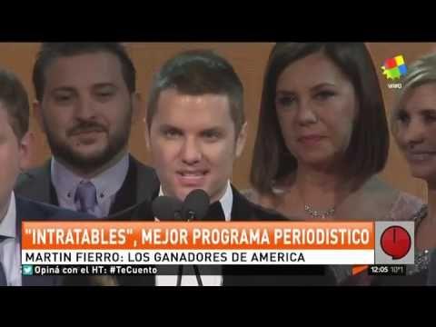 """""""Intratables"""", """"Pasión de Sábado"""", Luis Novaresio y Paulo Vilouta ganaro..."""